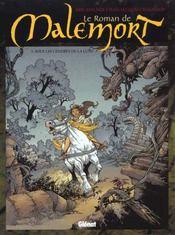 Le roman de Malemort t.1 ; sous les cendres de la lune - Intérieur - Format classique