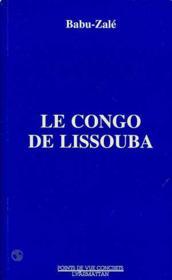 Le Congo De Lissouba - Couverture - Format classique
