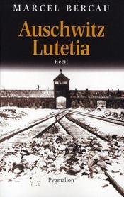 Auschwitz - Lutetia - Intérieur - Format classique