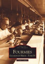 Fourmies t.4 ; Glageon et Féron - Couverture - Format classique