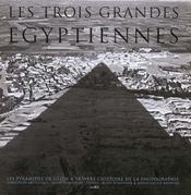 Trois grandes egyptiennes reimpression - Intérieur - Format classique