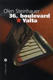 36 boulevard yalta - Couverture - Format classique