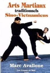 Arts Martiaux Traditionnels Sino Vietnamiens - Couverture - Format classique