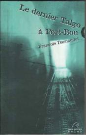 Le Dernier Talgo A Port Bou - Couverture - Format classique