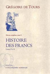 Histoire des francs t2 - Intérieur - Format classique
