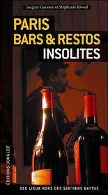 Paris ; bars et restaurants insolites et secrets - Intérieur - Format classique
