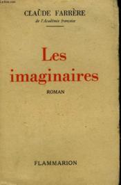 Les Imaginaires. - Couverture - Format classique