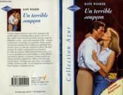 Un Terrible Soupcon - Flirting With Danger - Couverture - Format classique