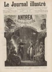 Journal Illustre (Le) N°4 du 21/01/1877 - Couverture - Format classique