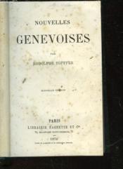 Nouvelles Genevoises - Couverture - Format classique