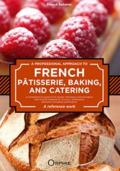 Vente livre :  French pâtisserie, baking, and catering  - Franck Beherec