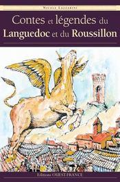 Contes et légendes de languedoc-roussillon - Intérieur - Format classique