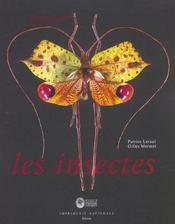 Regard sur les insectes - Intérieur - Format classique