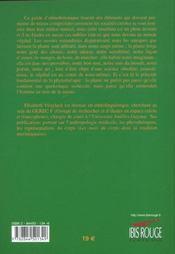 Ethnobotanique Et Medecine Traditionnelle Creoles - 4ème de couverture - Format classique