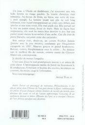 Moi, étienne jamet sculpteur français dans les rets de l'inquisition espagnole - 4ème de couverture - Format classique