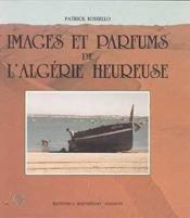 Images - Parfums D'Algerie - Couverture - Format classique