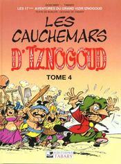 Iznogoud t.17 ; les cauchemars d'Iznogoud t.4 - Intérieur - Format classique