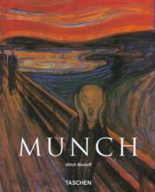 Munch - Couverture - Format classique