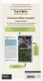Guide des plantes du bord de mer atlantique et manche - Plantes bord de mer atlantique ...