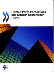 Vente livre :  Related party transactions and minority shareholder rights  - Collectif