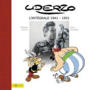 Uderzo ; integrale ; 1941-1951 – Cauvin, Philippe; Duchene, Alain