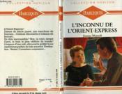 L'Inconnu De L'Orient Express - Night With A Stranger - Couverture - Format classique