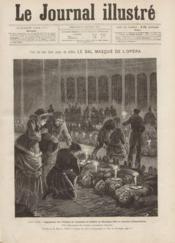 Journal Illustre (Le) N°5 du 28/01/1877 - Couverture - Format classique