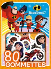 Vente  Mes 80 gommettes Disney ; les Indestructibles 2  - Disney