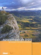 Randonnées en Diois ; du vercors à la Drome provençale - Intérieur - Format classique