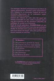 Classi-files n.8 - 4ème de couverture - Format classique