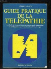 Guide Pratique De Telepathie - Couverture - Format classique