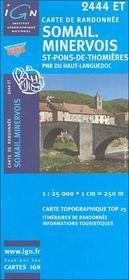 Somail, Minervois ; 2444 ET - Intérieur - Format classique