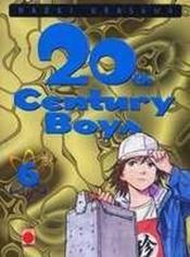 20th century boys t.6 - Couverture - Format classique