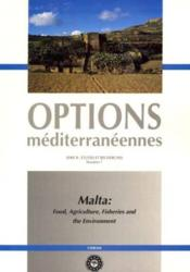 Malta food agriculture fisheries the environment serie b n.7 - Couverture - Format classique