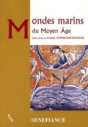 Mondes marins du moyen âge - Couverture - Format classique
