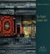 Style louis XIII - Intérieur - Format classique