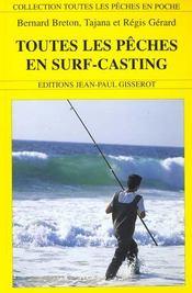 Toutes les peches en surfcasting - Intérieur - Format classique