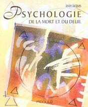 Psychologie De La Mort Et Du Deuil - Intérieur - Format classique