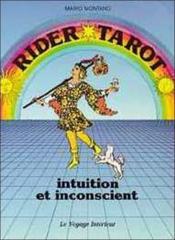Rider Tarot - Intuition Et Inconscient - Couverture - Format classique