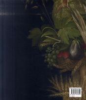 Arcimboldo (1526-1593) - 4ème de couverture - Format classique