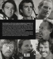 Portraits mythiques de marins - 4ème de couverture - Format classique