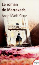 Le roman de Marrakech - Couverture - Format classique