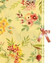 Florals: Ribbon Journal (Archives Of Susan Collier And Sarah Campbell) /Anglais - Couverture - Format classique