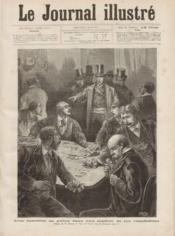 Journal Illustre (Le) N°10 du 04/03/1877 - Couverture - Format classique