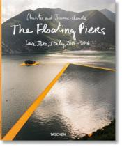Vente livre :  Christo, floating piers  - Christo - Jonathan William Hen - Jeanne-Claude - Wolfgang Volz - Jonathan William Henery
