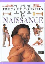La Naissance - Intérieur - Format classique