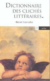 Dictionnaire des clichés littéraires - Intérieur - Format classique