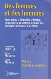 Des femmes et hommes - Couverture - Format classique