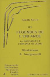 Legendes De L'Enfance - Couverture - Format classique