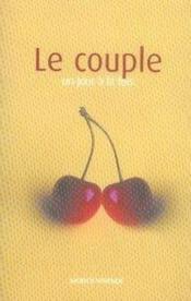 Le couple un jour à la fois (édition 2007) - Couverture - Format classique